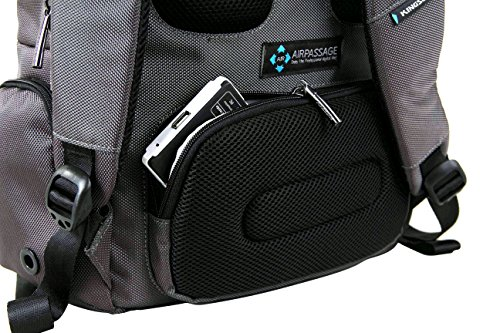 kingsons Boot Camp Serie 39,6cm Laptop Rucksack grau grau grau