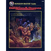 Dungeon Master Guide: Advanced Dungeons & Dragons