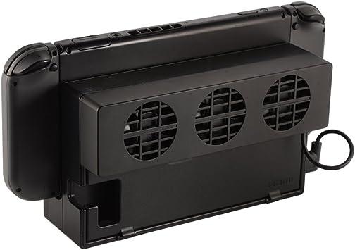 Kreema para Nintendo Switch Mini ventilador de refrigeracion ...