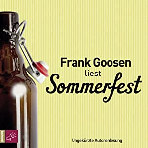 Sommerfest Hörbuch