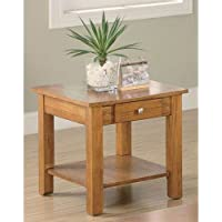 Casual End Table by Coaster