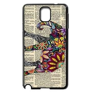 DIY High Quality Case for Samsung Galaxy Note 3 N9000, Indian Elephant Phone Case - HL-R644765