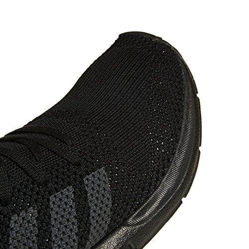 Adidas Swift Run Primeknit Menns Joggesko Svart Svart