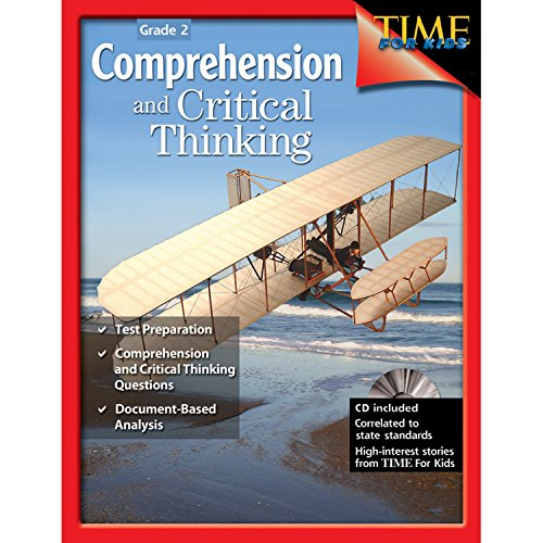 Comprehension and Critical Thinking Grade 2 (Comprehension & Critical Thinking)
