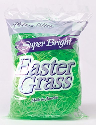Bright Green Easter Grass -