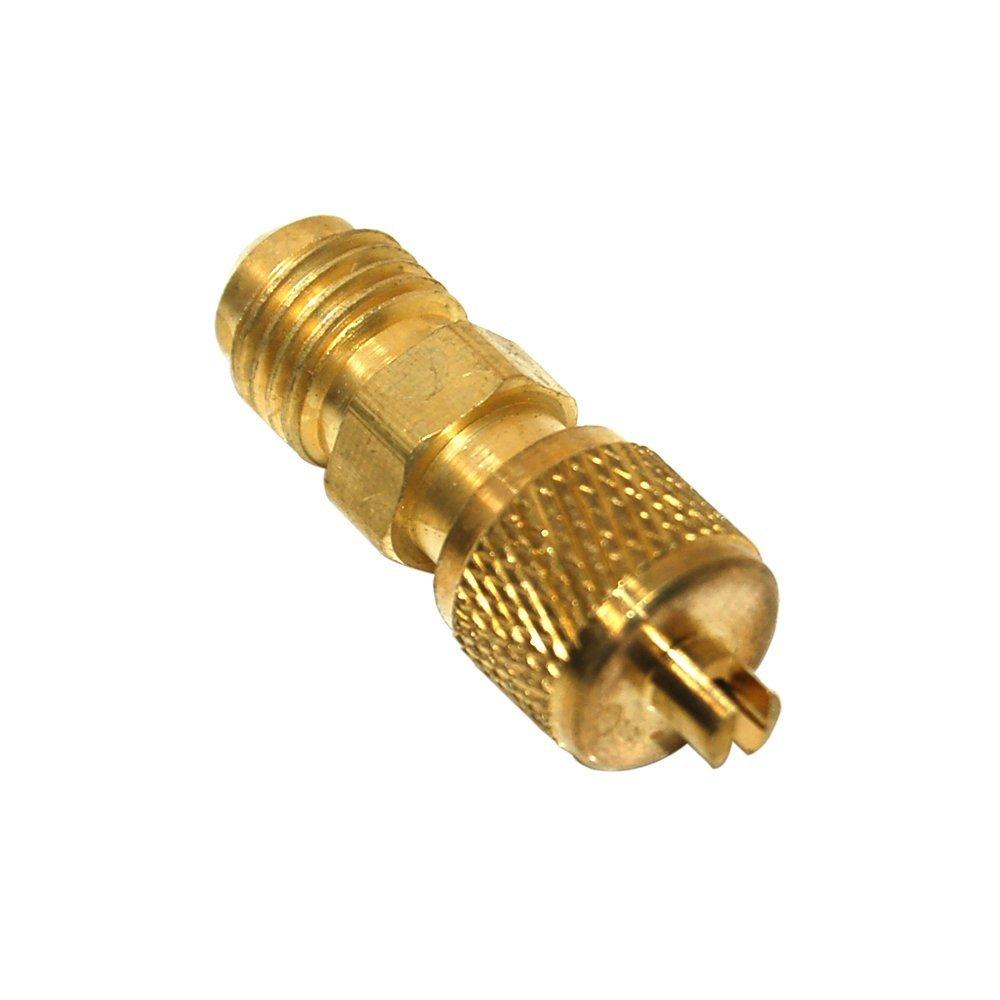 Universal Kältetechnik Schraube Ladekabel Ventil 1/4thre. CV53101