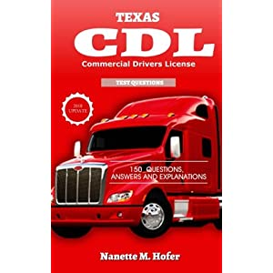 Download Texas Commercial Drivers License Permit Test: 108