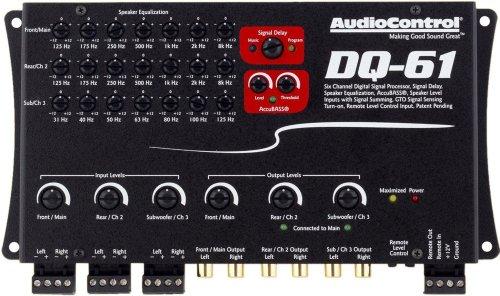 پردازشگر صدا OEM Control DQ-61