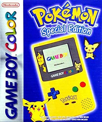game boy color pokmon special edition - Telecharger Jeux Game Boy Color