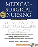 img - for Medical-Surgical Nursing: Reviews and Rationales (Prentice Hall Nursing Reviews & Rationales Series) book / textbook / text book