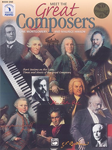 Meet the Great Composers, Bk 1: Short Sessions on the Lives, Times and Music of the Great Composers (Classroom Kit), Book, Classroom Kit & CD (Learning Link)