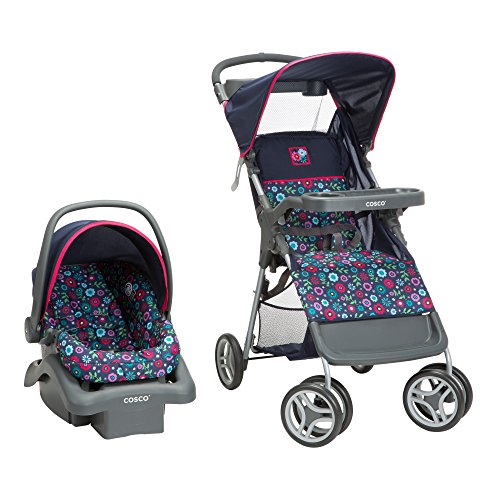 Blue Travel System Strollers - 7