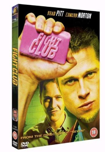 fight club dvd  Fight Club [1999] [DVD]: Amazon.: Brad Pitt, Edward Norton ...