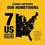 "DEWALT DCF887B 20V MAX XR Li-Ion Brushless 0.25"" 3-Speed Impact Driver"