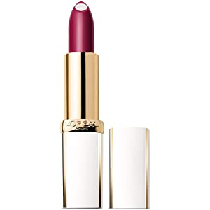 L'Oreal Paris Age Perfect Luminous Hydrating Lipstick, Perfect Burgundy, 0.13 Ounce