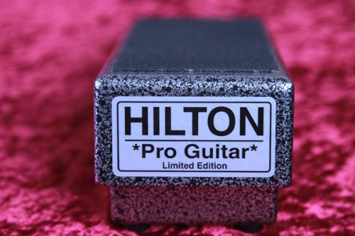 hilton-pro-guitar-pedal-limited-edition