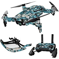 MightySkins Skin for DJI Mavic Air Drone - Rift | Max Combo Protective, Durable, and Unique Vinyl Decal wrap cover | Easy To Apply, Remove, and Change Styles | Made in the USA