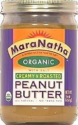 Maranatha Organic Creamy Peanut Butter, 16 oz