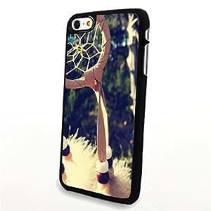Generic Phone Accessories Matte Hard Plastic Phone Cases Bright Color Dream Catcher fit for Iphone 6