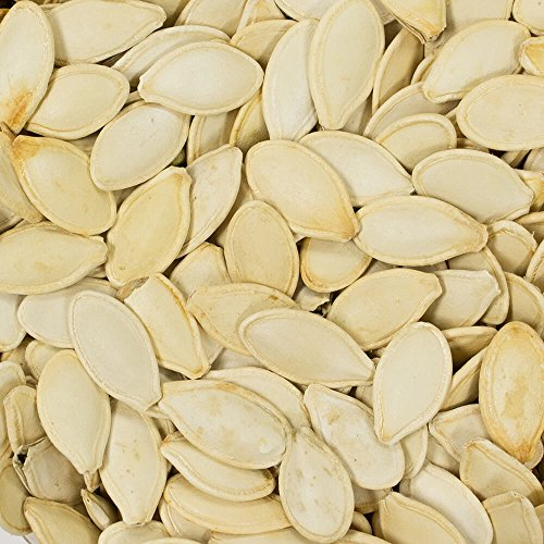 Setton Farms Roasted Unsalted Pumpkin Seeds-10 oz Container