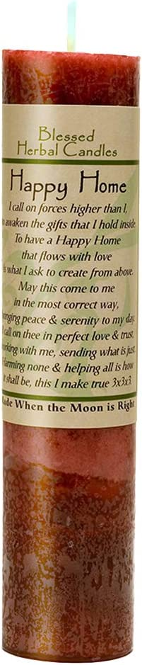 Blessed Herbal Happy Home / Peace and Serenity Candle