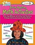Brain-Boosting Math Activities, Joseph D'Agnese, 0439408032