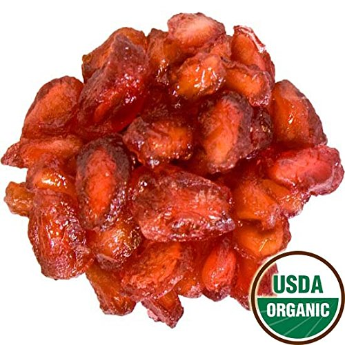 Organic Pomegranate Arils, 8oz