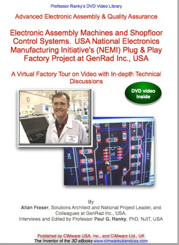 Advanced Electronic Assembly & Quality Assurance. Part 3: Electronic Assembly Machines and Shopfloor Control Systems…