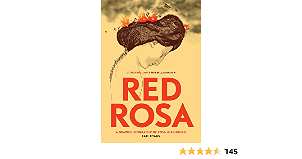 Red Rosa: A Graphic Biography of Rosa Luxemburg: Amazon.es ...