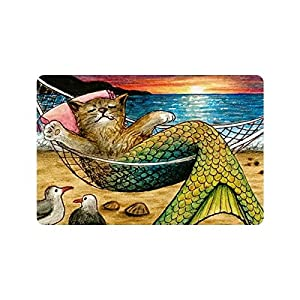 51DFPtg1wmL._SS300_ 100+ Beach Doormats and Coastal Doormats For 2020