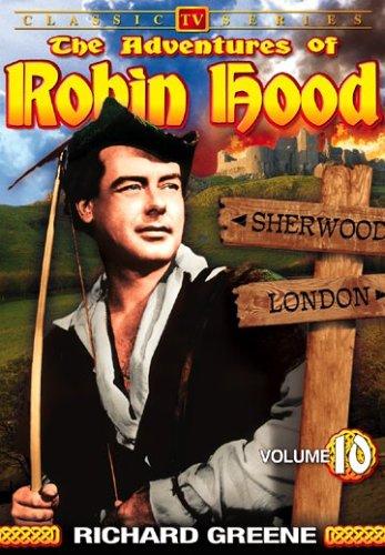 The Adventures of Robin Hood, Vol. 10 -