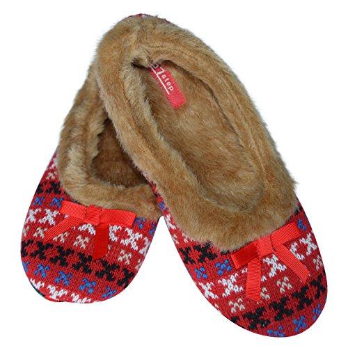 Elsa Slippers Red eZstep Women's Women's eZstep nCwqT0xY8U