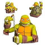Teenage Mutant Ninja Turtles Michelangelo piggy bank / Teenage Mutant Ninja Turtles Michelangelo Bust Bank