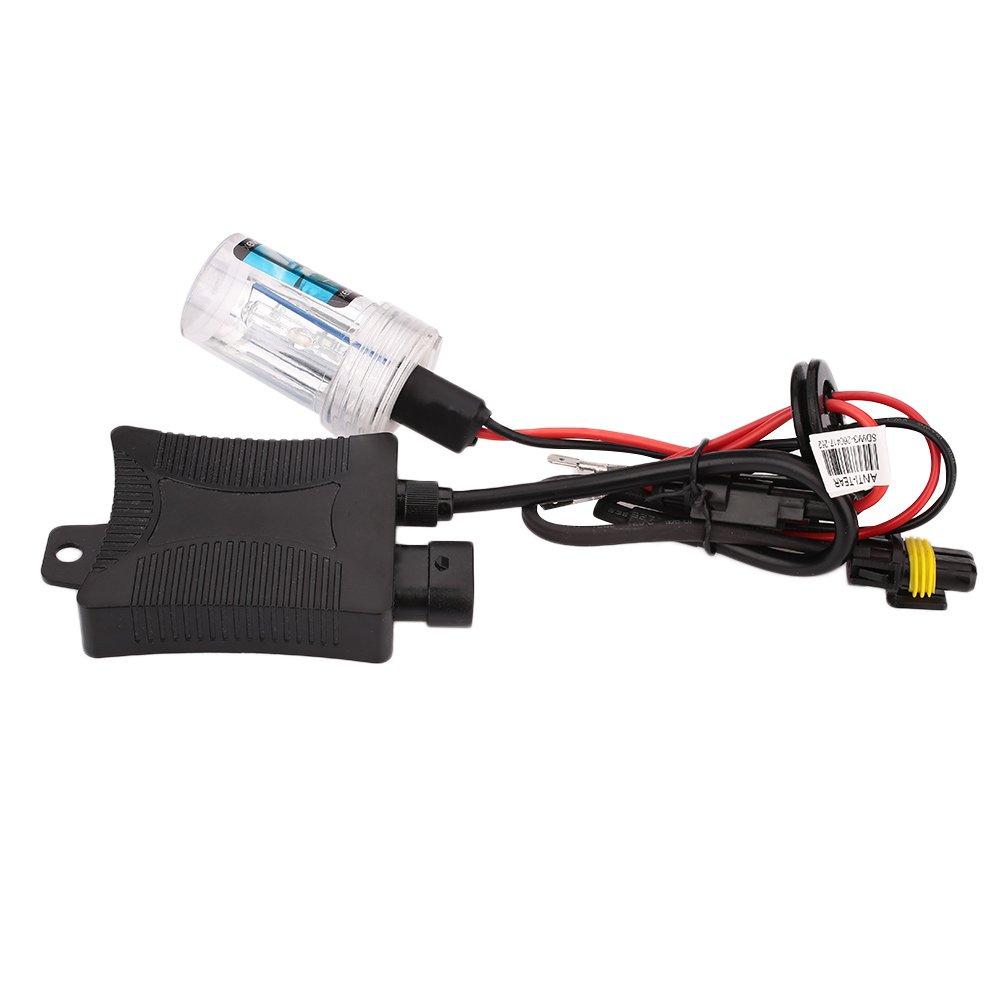 Sedeta 2pcs 35W Xenon HID Light Replacement Bulb H1 H3 H7 H8 H9 H10 H11 8000K HOT