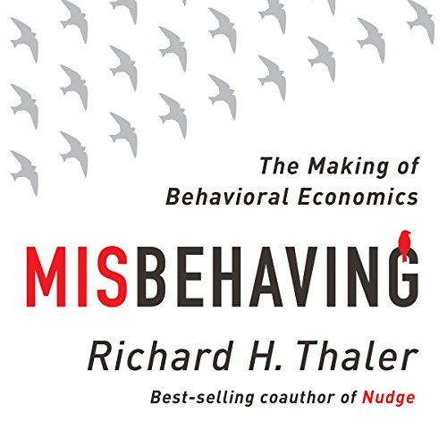 Misbehaving: The Making of Behavioral Economics cover