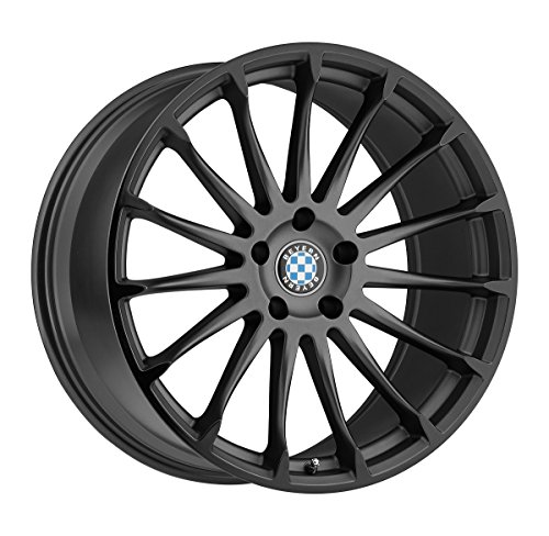 Beyern Wheels - Beyern AVIATIC Grey Wheel with Painted Finish (18 x 9.5 inches /5 x 120 mm, 35 mm Offset)