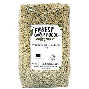 Forest Whole Foods Organic Hulled Hemp Seed (1kg)