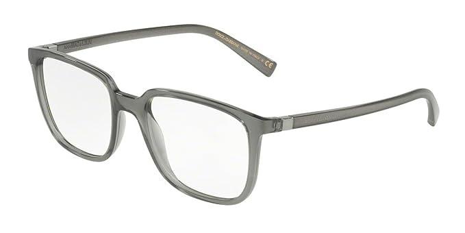Dolce & Gabbana VIALE PIAVE DG 5029 TRANSPARENT GREY men Eyewear ...