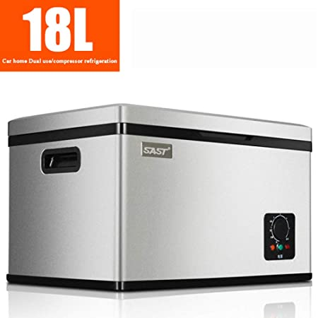 SAST Nevera Portatil 12V Compresor 24V/110-240V Nevera Electrica ...