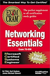 MCSE Networking Essentials Exam Cram Adaptive Testing Edition: Exam: 70-058