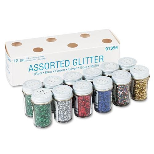 PAC91356 - Pacon Spectra Glitter Sparkling Crystals ()