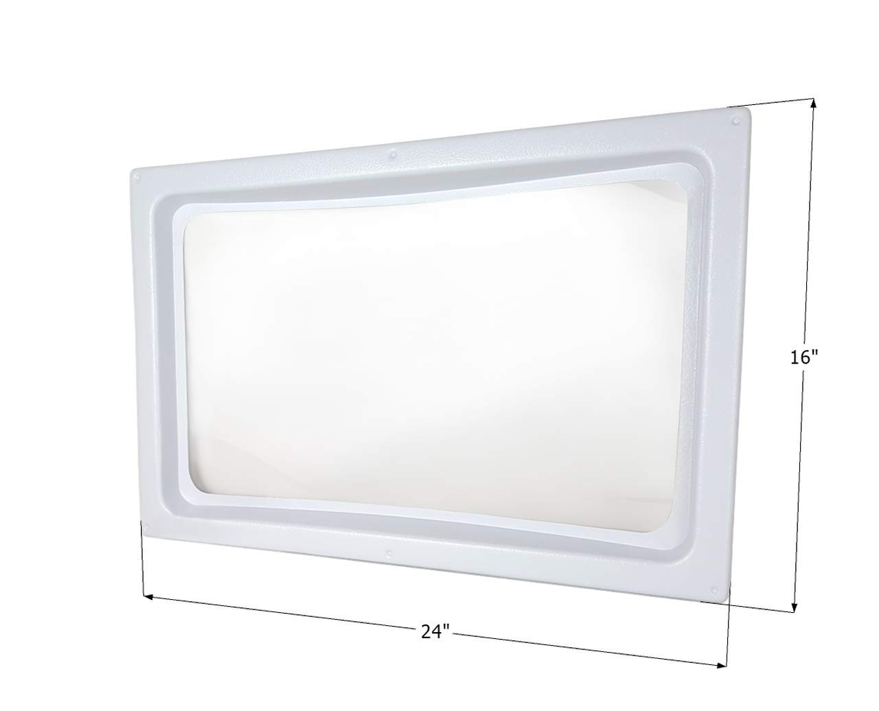 "Icon Skylight Inner Dome Sl1422, 2"" Depth"