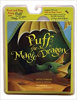 Puff the magic dragon peter yarrow lenny lipton eric puybaret puff the magic dragon peter yarrow lenny lipton eric puybaret 9781402772160 amazon books stopboris Image collections