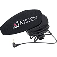 Azden SMX-30 Smx-30 Stereo/Mono Switchable Video Microphone