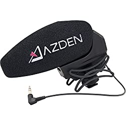 Azden Smx-30 Stereomono Switchable Video Microphone