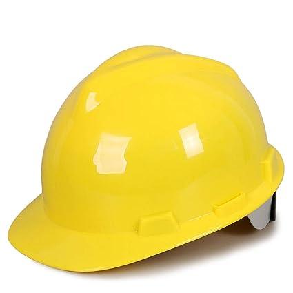 NJ Casco- Casco de Seguridad, Transmisión de luz, Ventilación, Anti-Sudor