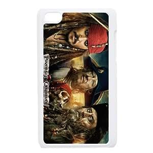 Pirates of the Caribbean ipod 4 Custom Phone Case Fashion STY101271