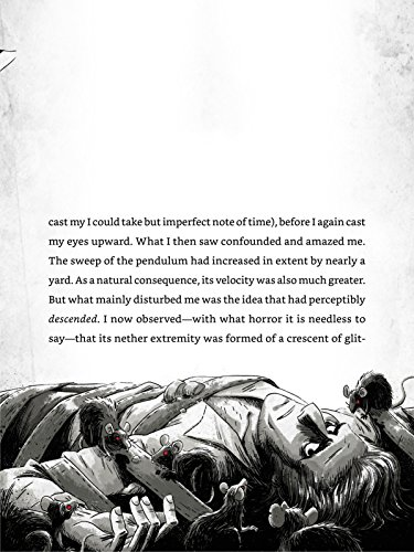 Thumbnail scroll view image - 6 for  Darkness There: Selected Tales by Edgar Allan Poe [Kindle in Motion]
