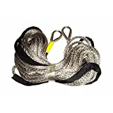 """3/8"""" Customized length synthetic winch rope extension high strength min.18600lb for 11000LB winch or less"""