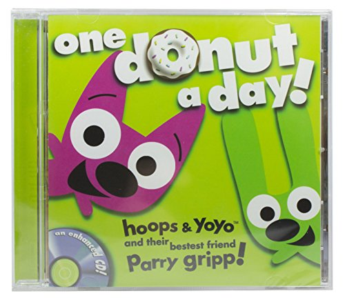 One donut a day!